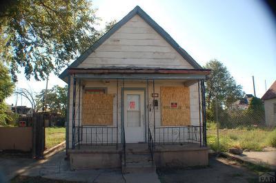Pueblo Single Family Home For Sale: 1232 E Abriendo Ave