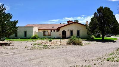 Pueblo Single Family Home For Sale: 28542 County Farm Rd