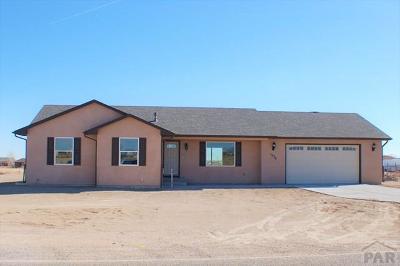Pueblo West CO Single Family Home For Sale: $285,000