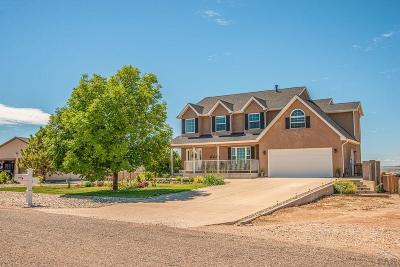 Pueblo West Single Family Home For Sale: 492 W Winterhaven Dr