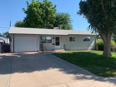 Pueblo CO Single Family Home For Sale: $169,900