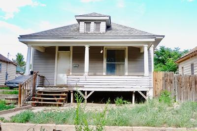 Pueblo CO Single Family Home For Sale: $59,900