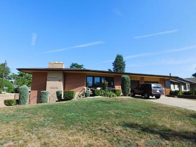 Pueblo CO Single Family Home For Sale: $175,000