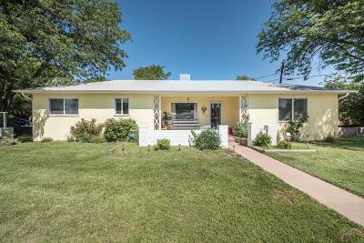 Pueblo CO Single Family Home For Sale: $193,000