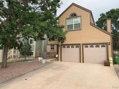 Colorado Springs CO Single Family Home For Sale: $289,000