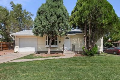 Pueblo CO Single Family Home For Sale: $174,900