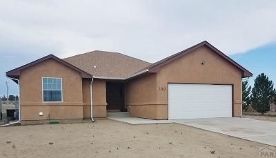 Pueblo West Single Family Home For Sale: 1282 N Donna Lane