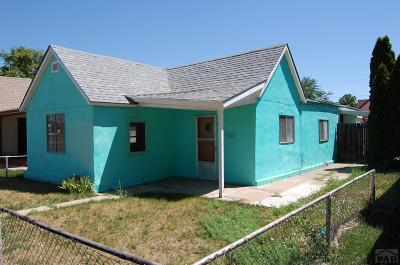 Pueblo Single Family Home For Sale: 1410 Pine St