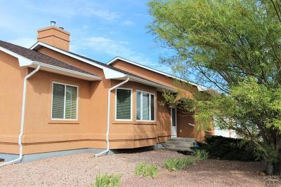 Pueblo West Single Family Home For Sale: 467 E Chaunsey Dr