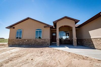 Pueblo Single Family Home For Sale: 1248 W El Toro Way