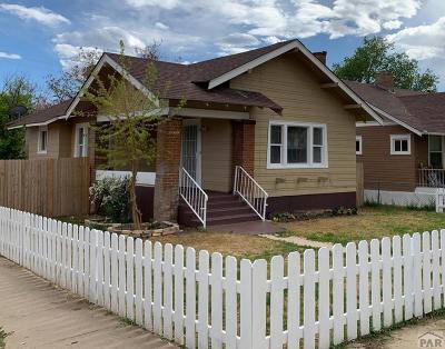 Pueblo Single Family Home For Sale: 922 E 10th St