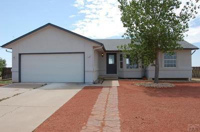 Pueblo West Single Family Home For Sale: 1830 E Jerrian Lane
