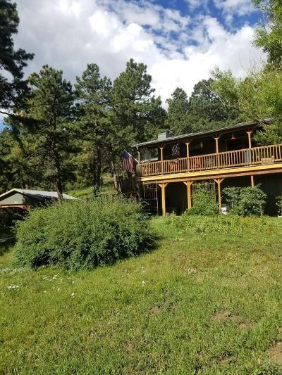 Rye Single Family Home For Sale: 10829 Bartlett Trail