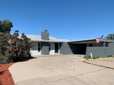 Pueblo West Single Family Home For Sale: 291 S Falcon Dr