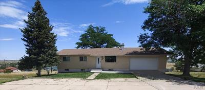 Colorado City Single Family Home For Sale: 5004 N Vigil Dr