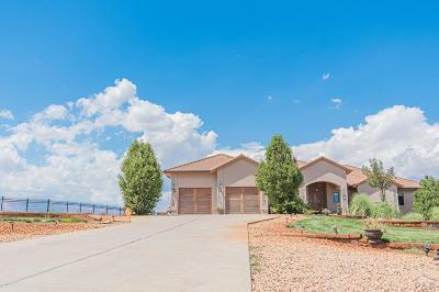 Pueblo Single Family Home For Sale: 5 Judy's Dream Ln