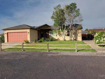 Pueblo West Single Family Home For Sale: 464 S Putter Dr