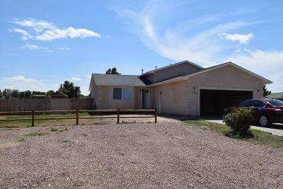 Pueblo West Single Family Home For Sale: 176 E Del Rio Dr