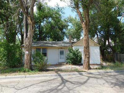 Pueblo Single Family Home For Sale: 1201 Palo Alto