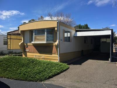 Pueblo Single Family Home For Sale: 2221 S Prairie Ave #39