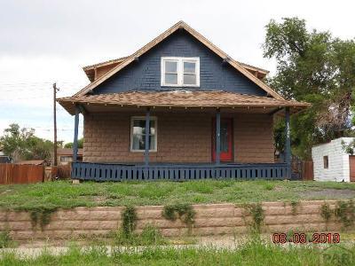 Pueblo Single Family Home For Sale: 1221 E 12th Ave