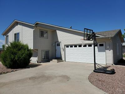 Pueblo West Single Family Home For Sale: 34 E Bonanza Dr