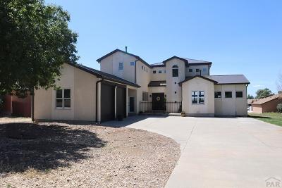 Pueblo West Single Family Home For Sale: 489 S Pin High Dr