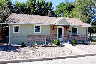 Pueblo Single Family Home For Sale: 1402 Beulah Ave