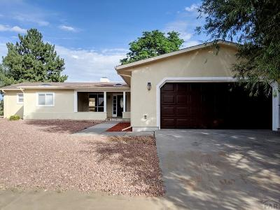 Pueblo West Single Family Home For Sale: 422 S Birdie Dr