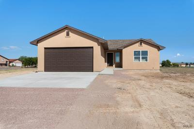 Pueblo West Single Family Home For Sale: 747 N Ravencliff Dr