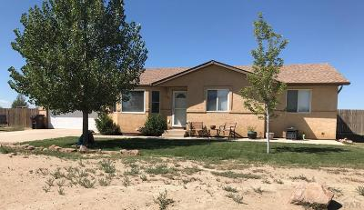 Pueblo West Single Family Home For Sale: 1462 E Farley Ave