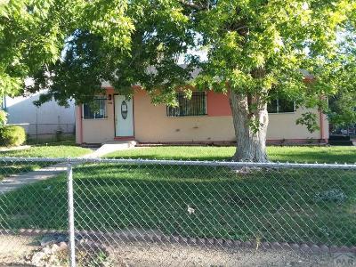 Pueblo Single Family Home For Sale: 1913 E 16th St