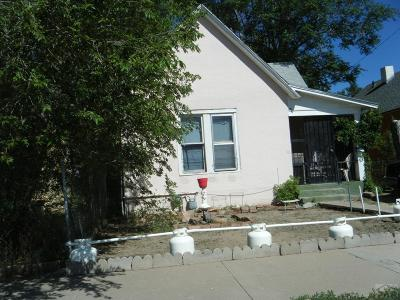 Pueblo Single Family Home For Sale: 1216 Cedar Ave