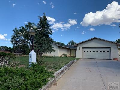 Colorado City Single Family Home For Sale: 5958 Lakeview Circle