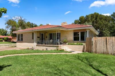 Pueblo Single Family Home For Sale: 2938 High St