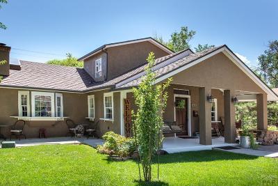 Pueblo Single Family Home For Sale: 1428 E 13th St
