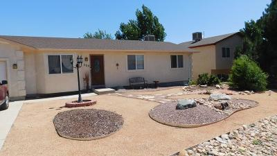Pueblo West Single Family Home For Sale: 308 S Karval Dr
