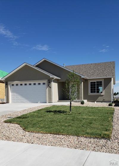 Pueblo Single Family Home For Sale: 3302 W 18th St