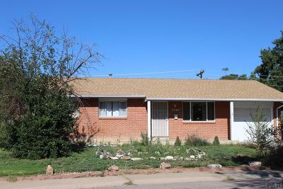 Pueblo Single Family Home For Sale: 3207 Baltimore Ave