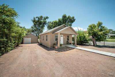 Pueblo Single Family Home For Sale: 1810 E 9th St