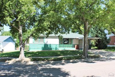 Pueblo Single Family Home For Sale: 1716 Alexander Circle