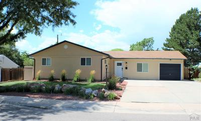 Pueblo Single Family Home For Sale: 3 Dundee Lane