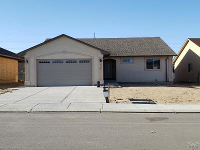 Pueblo Single Family Home For Sale: 2326 Cliffmoor Ln