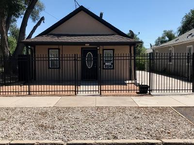Pueblo Single Family Home For Sale: 1534 Pine St
