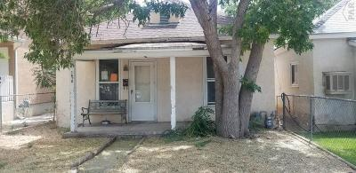 Single Family Home For Sale: 1610 W 18th St