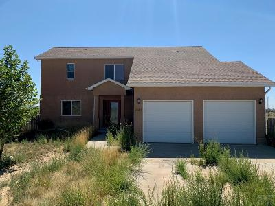 Single Family Home For Sale: 1440 N Chuckwagon Lane
