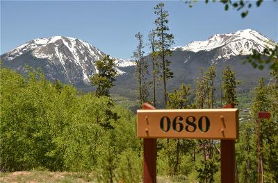Silverthorne Residential Lots & Land For Sale: 680 Lakeview Circle