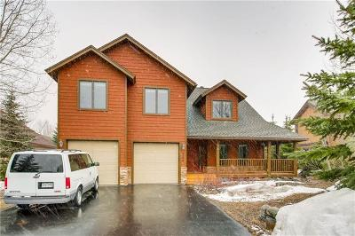 Silverthorne Single Family Home For Sale: 1508 Legend Lake Circle