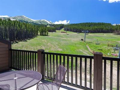 Breckenridge Condo For Sale: 1891 Ski Hill Road #7307