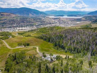 Silverthorne CO Single Family Home For Sale: $2,950,000